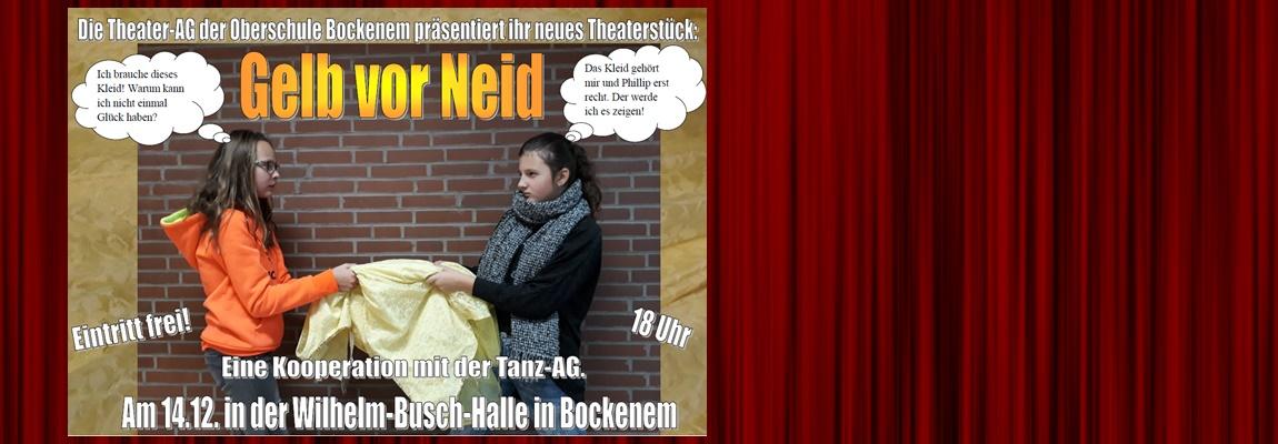 Die Theater-AG präsentiert