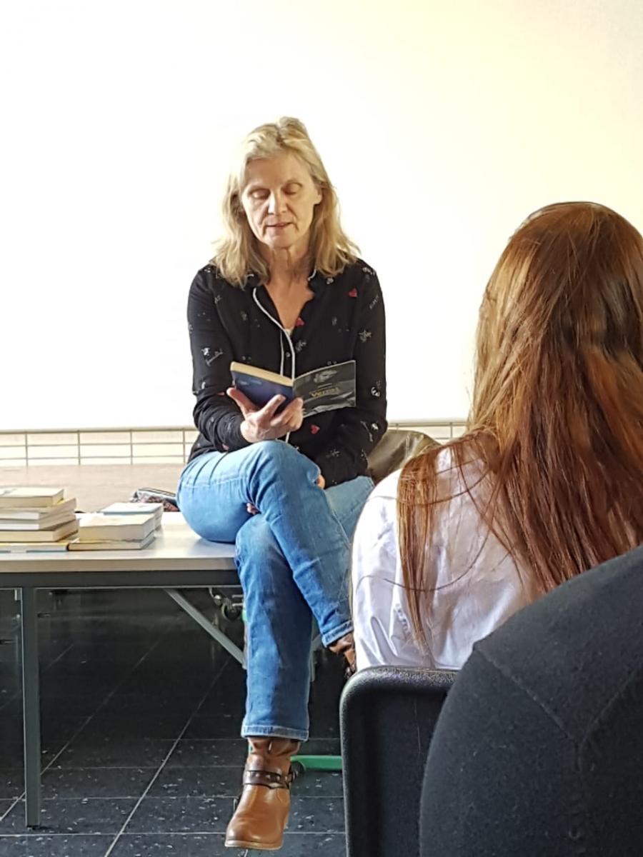 Lesung von Cornelia Franz  